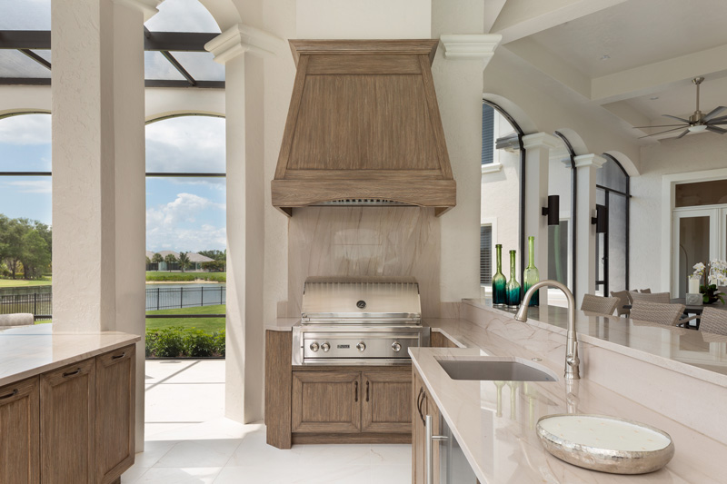 Cabinetry Custom - EDGE - Naples Florida